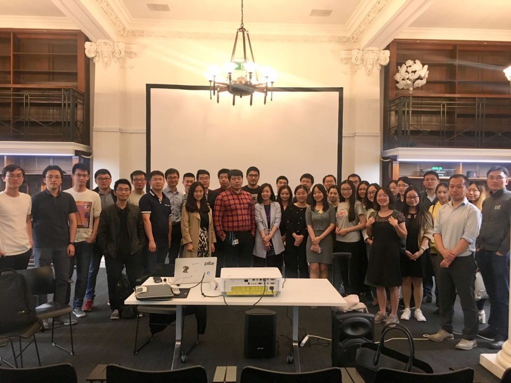 【AI WORKSHOP】ML Model Production @ Imperial College London